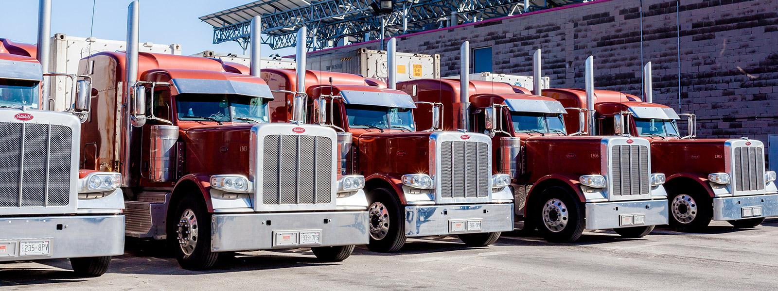 Truck Stop & Truck Repair in Hamilton | Marshall Truck & Trailer ...