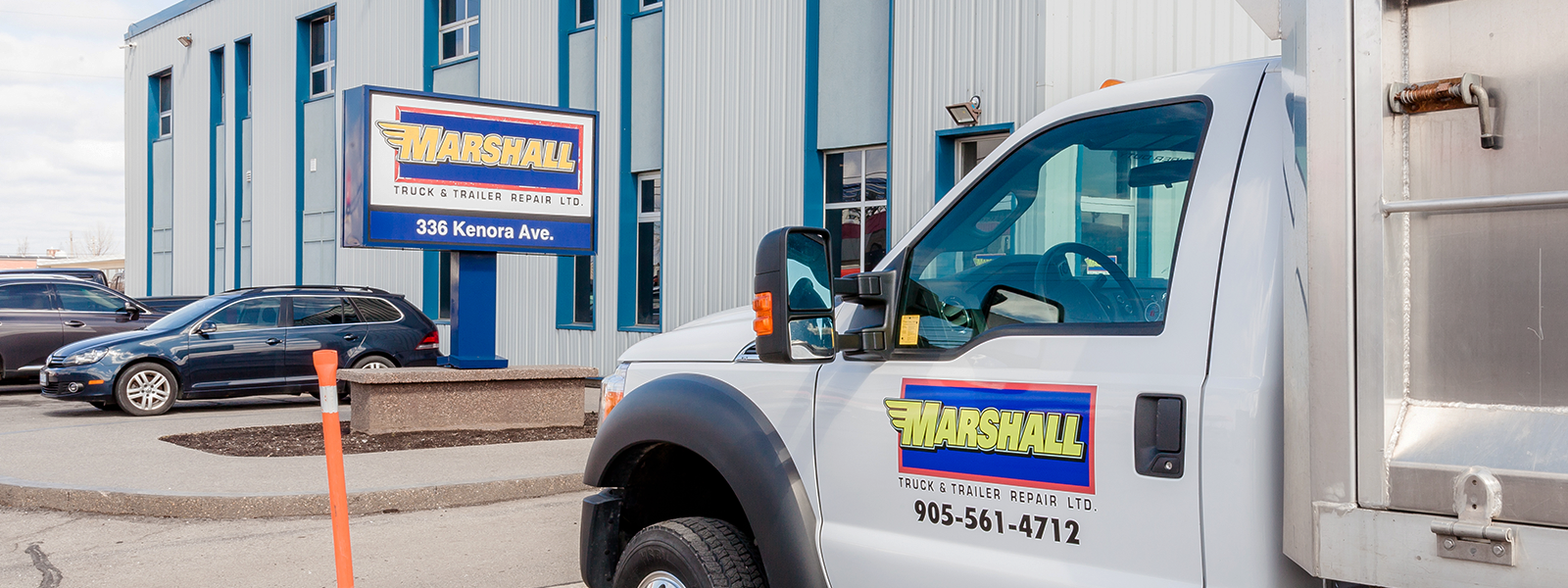Marshall Truck & Trailer Repair Hamilton
